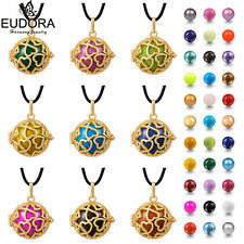 18K Golden Chiming Harmony Bola Sphere Ball Pendant Necklace For baby Pregnancy