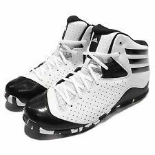 adidas NXT LVL SPD IV Next Level Speed White Black Mens Basketball Shoes D70086