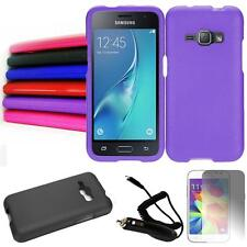 Phone Case For Samsung Galaxy Amp 2 4g LTE Hard Cover Car Charger Flim