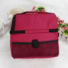 Waterproof Insulated Thermal Shoulder Picnic Cooler Lunch Bag Tote Storage Box