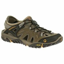 Merrell All Out Blaze Sieve Hiking Brown Mens Sandals