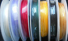 BERISFORDS 2MM SATIN ROPE/ RAT TAIL CORD x  4 METRES- PICK YOUR COLOUR