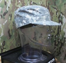 New US GI Genuine Issue Army Patrol Cap ACU Digital w Custom Name & Rank Sew