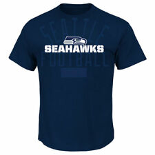 Seattle Seahawks College Navy Line to Gain II T-Shirt - NFL