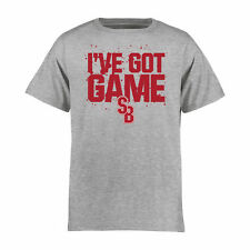 Stony Brook Seawolves Youth Ash Got Game T-Shirt