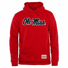 Ole Miss Rebels Red Gameday Pullover Hoodie