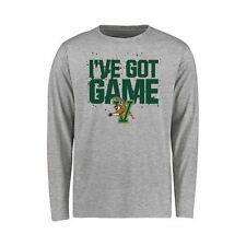 Vermont Catamounts Youth Ash Got Game Long Sleeve T-Shirt - College