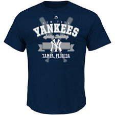 Majestic New York Yankees Navy 2016 Heart and Soul Spring Training T-Shirt