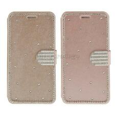 "Credit Card Holder Flip Wallet Leather Case Cover for iPhone 6 4.7"" 6 plus"