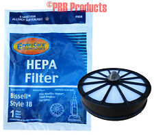 Bissell Style 18 HEPA Post-Motor Filter 203-1473 Bagless Vacuum 16N5 Models