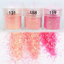 Nail Art Glitter Dust 3 color Nail Decoration Cosmetic Make Up Tool CND