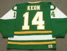 DAVE KEON New England Whalers 1978 WHA Vintage Throwback Hockey Jersey