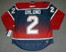 MATTIAS OHLUND Vancouver Canucks 2002 CCM Throwback NHL Hockey Jersey