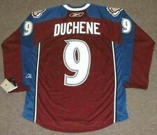 MATT DUCHENE Colorado Avalanche Reebok Premier Home NHL Hockey Jersey