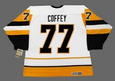 PAUL COFFEY Pittsburgh Penguins 1992 CCM Vintage Home NHL Hockey Jersey