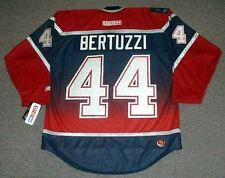 TODD BERTUZZI Vancouver Canucks 2002 CCM Throwback NHL Hockey Jersey