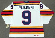 WILF PAIEMENT Kansas City Scouts 1975 CCM Vintage Home NHL Hockey Jersey