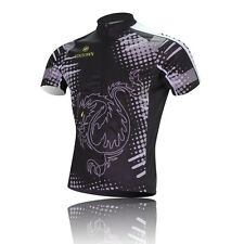 Dragon Sportwear Cycling Jersey Bike  Bicycle Clothing Short Sleeve Jersey Top
