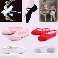 1Pair Elegant Women Ballet Shoes Colorful Flat Shoes for Stage Performance