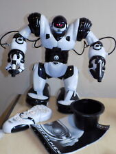 "ROBOSAPIEN Wow Wee 14"" Interactive Robot 2007 Faulty Needs attention"
