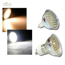 Illuminant, LED Reflector Spotlight 12V 230V 3W 220lm 60x SMD Spot Bulbs