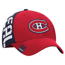 Reebok Montreal Canadiens Red/Navy 2016 NHL Draft Structured Flex Hat