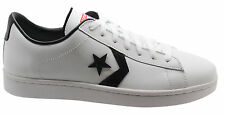 Converse All Star Pro Leather Ox Mens White Trainers 135320C WH