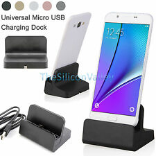 Micro USB Data Sync Charger Charging Cradle Dock Adapter for Samsung LG HTC
