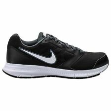 Nike Downshifter 6 Black White Mens Trainers