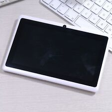7inch Google Android Tablet PC A33 Quad Core Cortex 1.3GHz Dual Camera WIFI