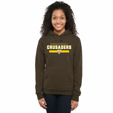 Valparaiso Crusaders Women's Brown Team Strong Pullover Hoodie