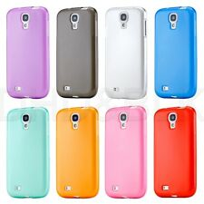 Slim Fit Thin Soft Gel Skin TPU Skin Cover Case For Samsung Galaxy S4 SIV i9500