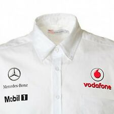 SHIRT Formula One 1 Vodafone McLaren Mercedes F1 Team NEW! Management 2012