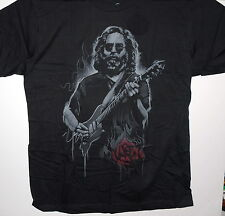 "GRATEFUL DEAD JERRY GARCIA ""JERRY ROSE"" VINTAGE STYLE T-SHIRT NEW"