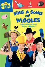 The Wiggles - Sing a Song of Wiggles (DVD, 2008)722