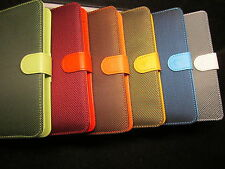 """LUXURY UNIVERSAL FUNKY COLOUR TABLET KEYBOARD/CASE/COVER HOLDER 7"""" INCH TABLET"""