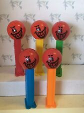 PEZ - Funky Faces - Devious Face -  4.9 Hungary - Choose stem color
