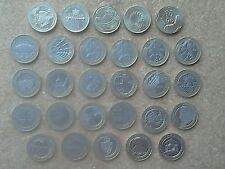 VARIOUS £2 TWO POUND COINS GREAT BRITISH COIN HUNT. CHOOSE YOUR COINS.