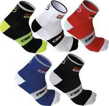 5 pairs castelli rosso  cycling socks