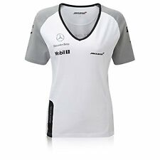 TSHIRT Replica Wear ladies Formula One 1 McLaren F1 Button 2014 US