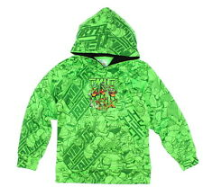 Nickelodeon Teenage Mutant Ninja Turtles TMNT Boys Pullover Hoodie