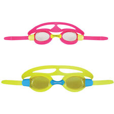 Mirage KIDS Slide Swimming Pool Goggles with Free Silicone Ear Plugs