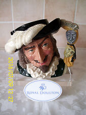 Royal Doulton Large Character Jug Scarmouche  D6774 Limited Edition No 1155