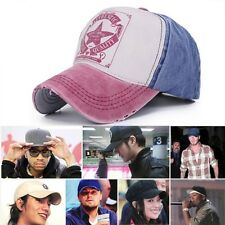 Trendy Summer Men Women Outdoor Sports Hat Letter Print Baseball Adjustable Cap