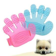 Pet Puppy Bath Grooming Cleaning Massage Removal Glove Dog Cat Brush Comb Best!