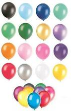 "72 x 5"" Latex Balloons (Party Decorations) ALL COLOURS {fixed £1 UK p&p}"