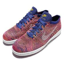 Wmns Nike Tennis Classic Ultra Flyknit Blue Pink Womens Casual Shoes 833860-400