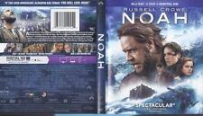 BLU-RAY:  NOAH......RUSSELL CROWE-JENNIFER CONNELLY....1 DISC BLU-RAY ONLY