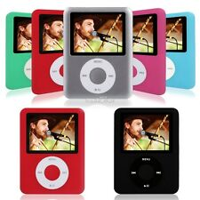 "8GB Player MP4 MP3 Video Games Movies New FM Radio 1.8"" LCD Screen"