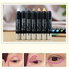 13 Colors Glitter Lip liner Eye Shadow Eyeliner Pencil Pen Cosmetic Makeup New
